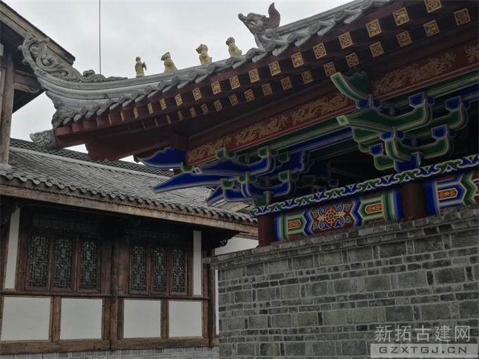 青岩古镇亚博yabo官方建筑