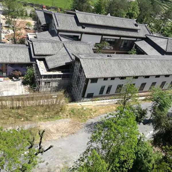 石阡温泉小镇亚博yabo官方建筑